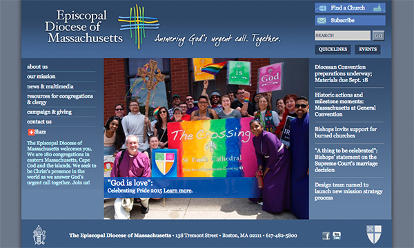 Episcopal Diocese of Massachusetts